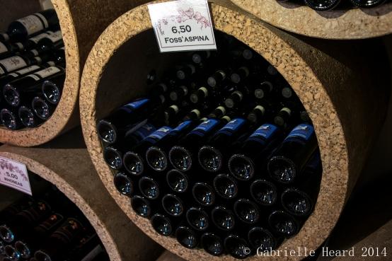 Il Corno, The Wine