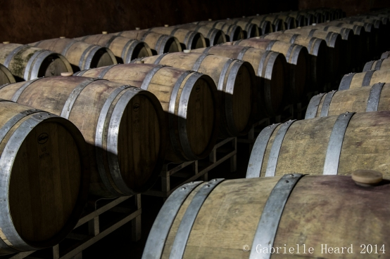 Il Corno, Wine Barrels