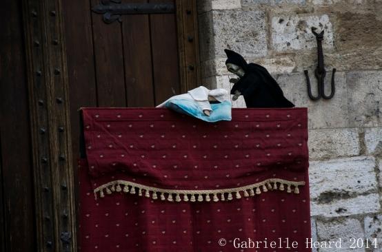 San Gimignano, Puppet Show