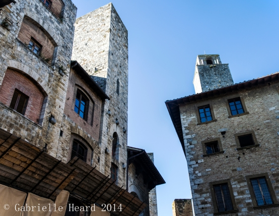 San Gimignano, The Towers