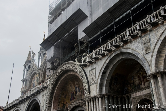 St. Mark's Basilica (Architecture) Part II