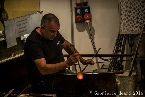 Murano Glass Factory Part I