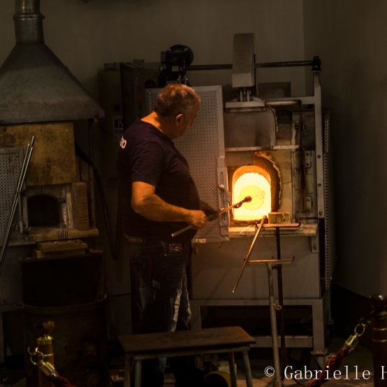 Murano Glass Factory Part II