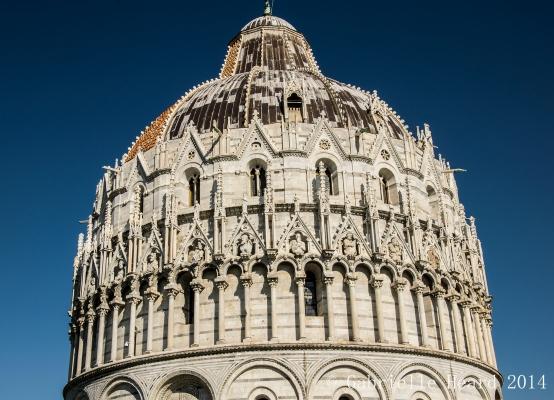 Pisa, Italy: Battistero