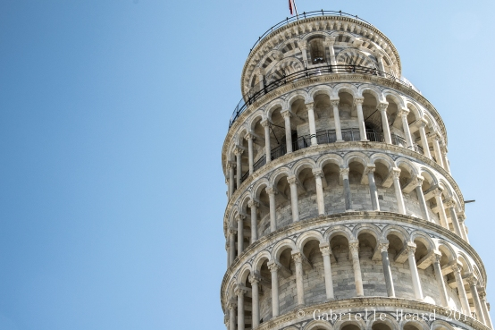 Pisa, Italy : Leaning Tower of Pisa